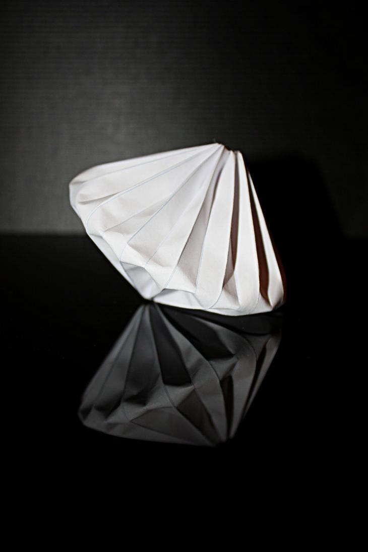 Paper Diamond by stoxic