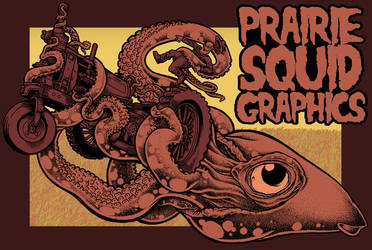 Prairie Squid by scumbugg