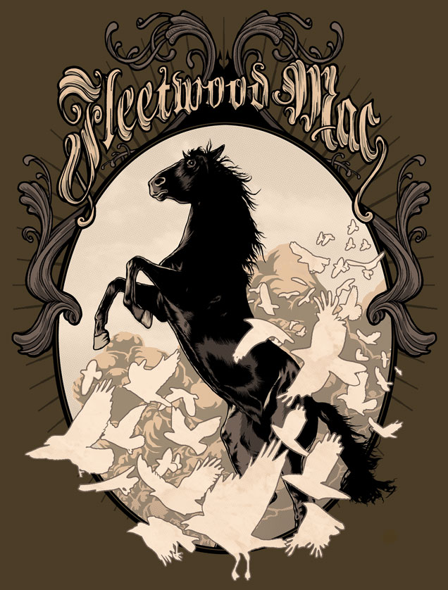 Fleetwood Mac - Unleashed by scumbugg