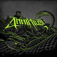 Annihilist - Album Cover by scumbugg