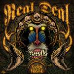 Real Deal - Born Hostile LP