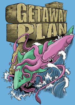 Getaway Plan - Shark vs. Squid