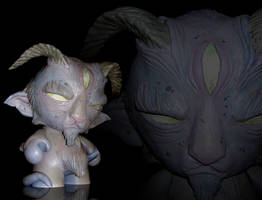 Loki - Munny by scumbugg