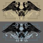 Two Headed Cormorant