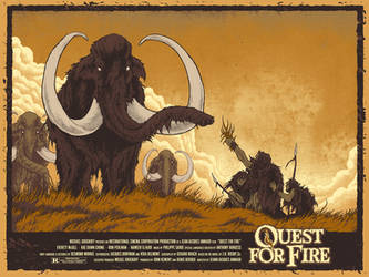 Quest for Fire by scumbugg