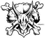 Triceratops Skull