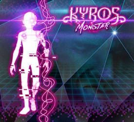 Kyros - Monster EP - Album Cover