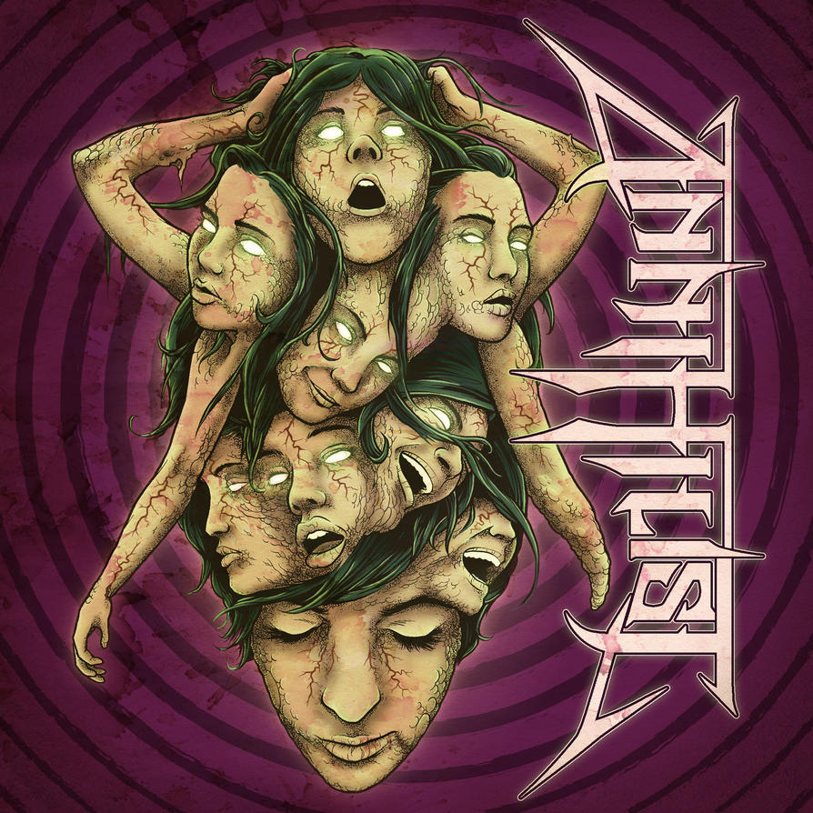 Annhilist - Album Cover by scumbugg