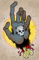 Monkey's Paw by scumbugg