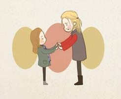 Thor and Jane by PetiteAya