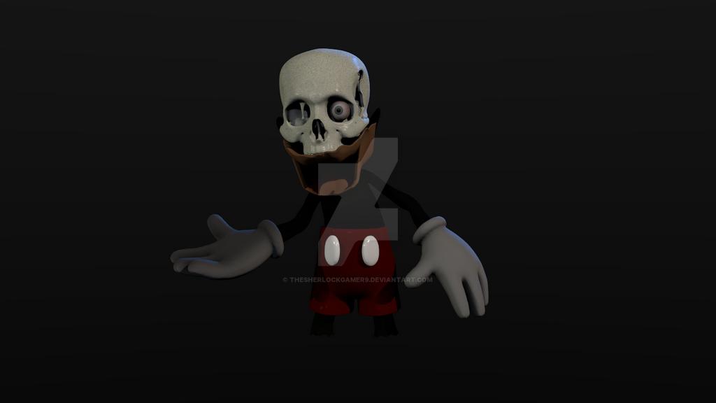 My first render by thesherlockgamer9
