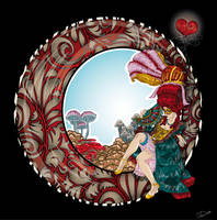 Madame Rose hybride de the by ssst