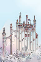 Valentine's Castle by ssst