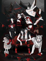 Vampire Circus by ssst