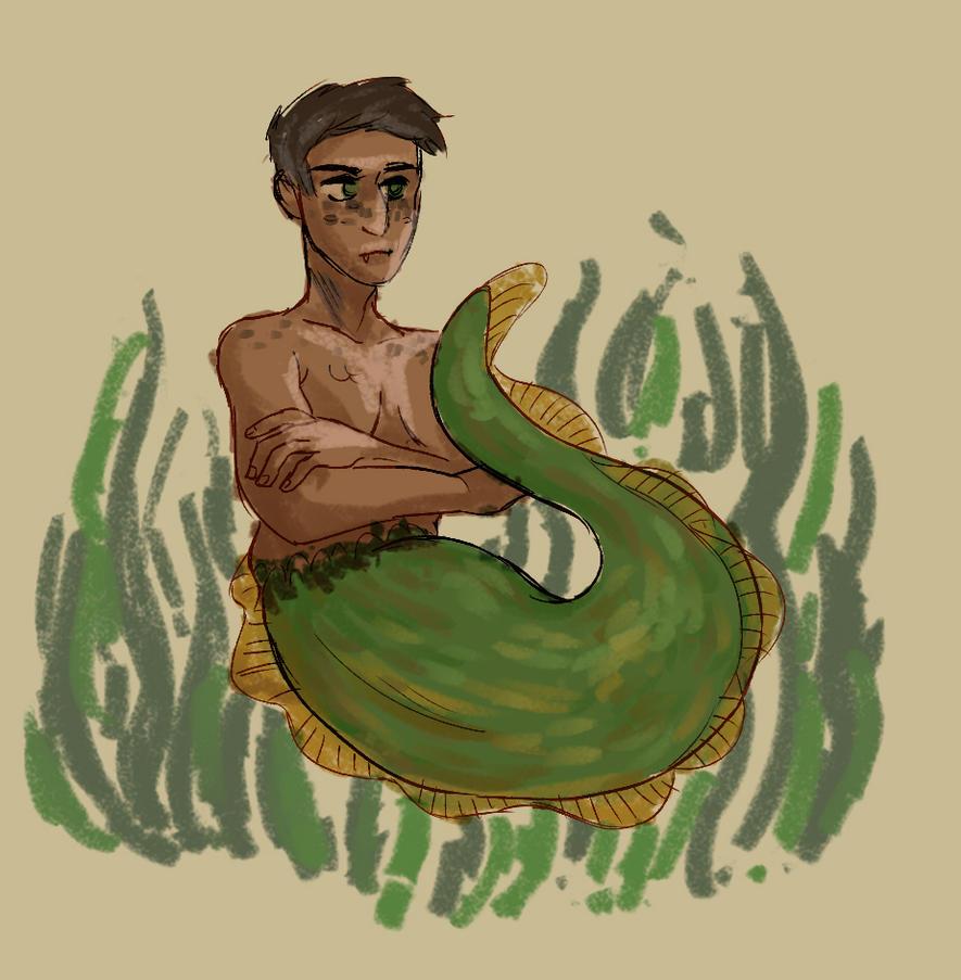 Swamp gal by Fierisma