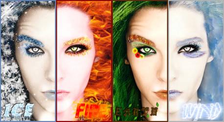 Elemental Kaulitz by FDQ