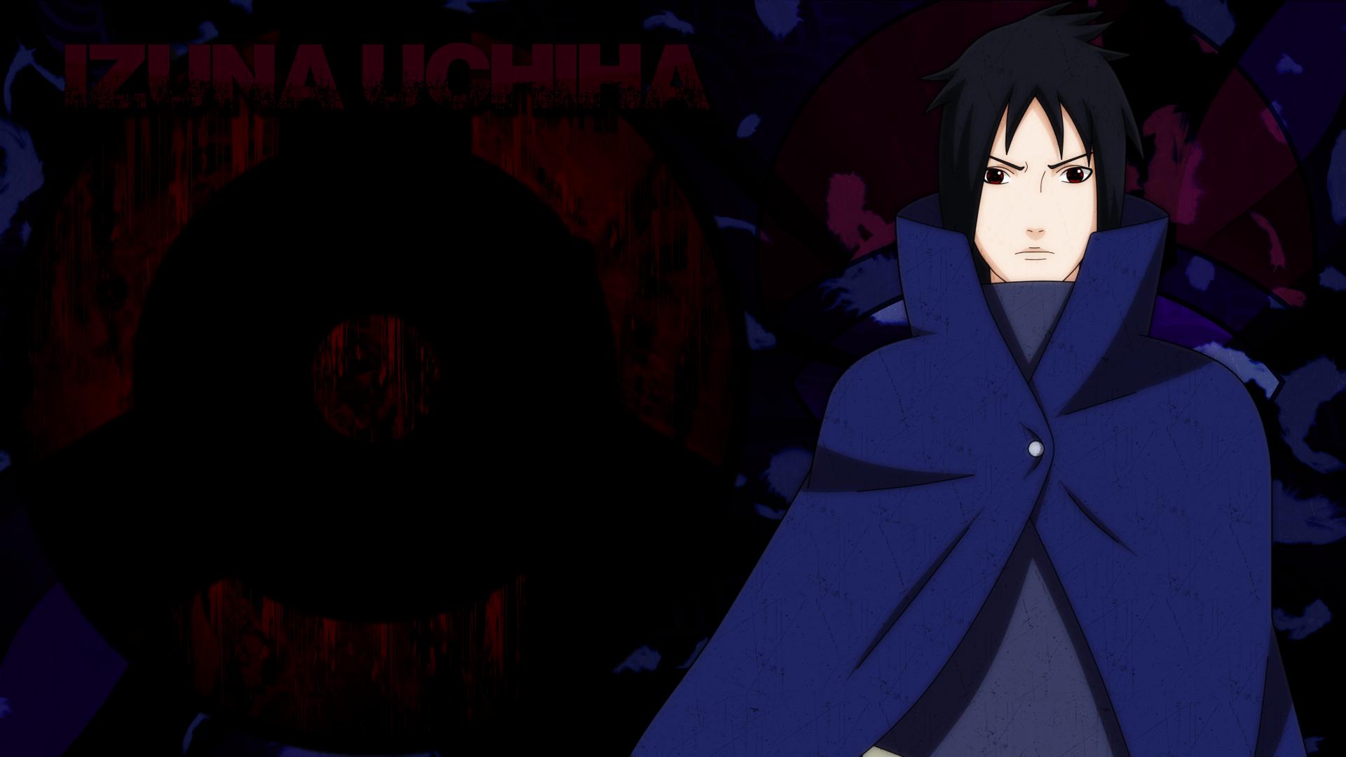 Izuna Uchiha wallpaper by FDQ on DeviantArt