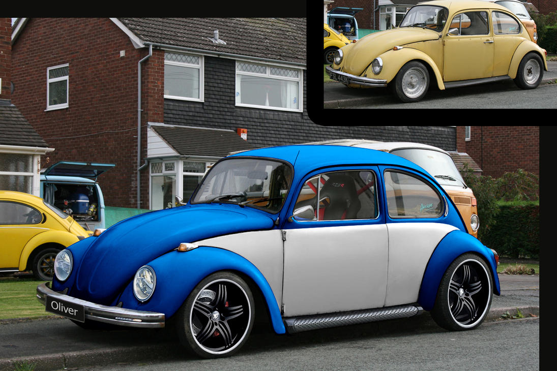 VW Bug by Dj-HeAt