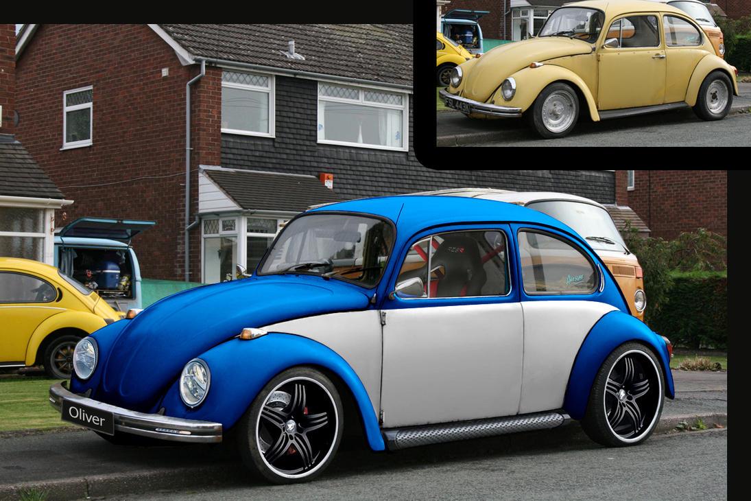 VW Bug by Dj-HeAt