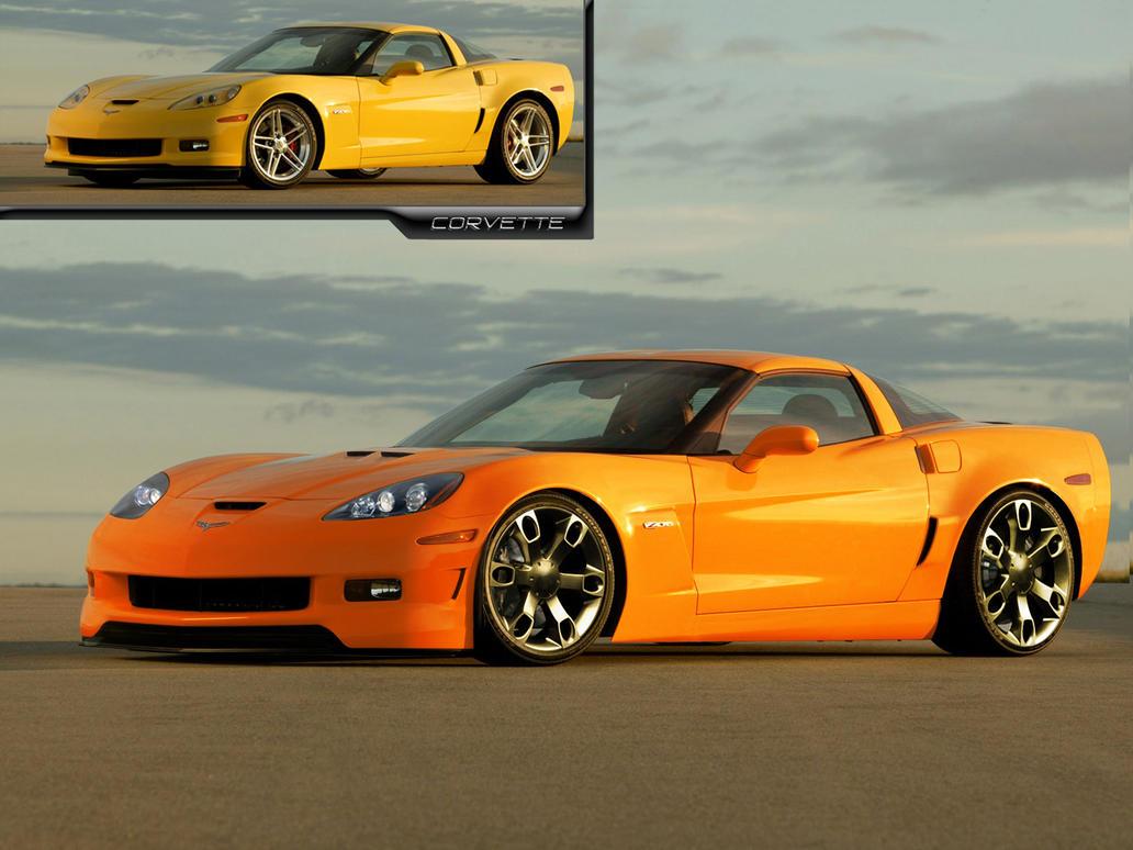 2005 Chevrolet Corvette Z06 C6 Related Infomation
