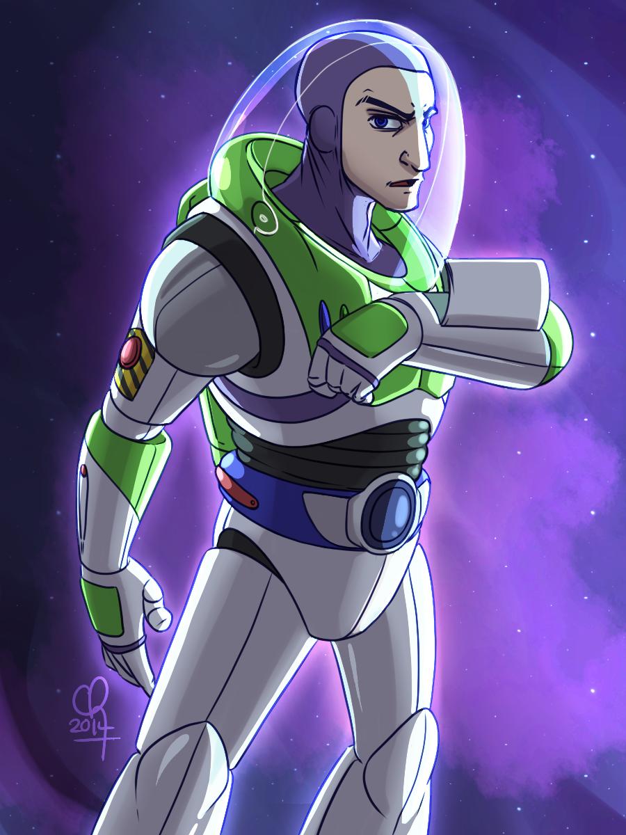 Space Ranger by stinawo