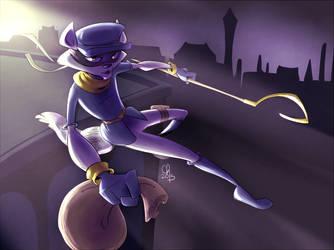 Catch That Thief by StinaSketchbook