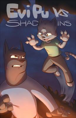 Evi Pu vs Shadow Kins