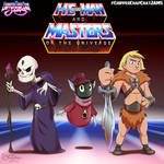 Chipper Chap Chat Jams :: He-Man Reboot