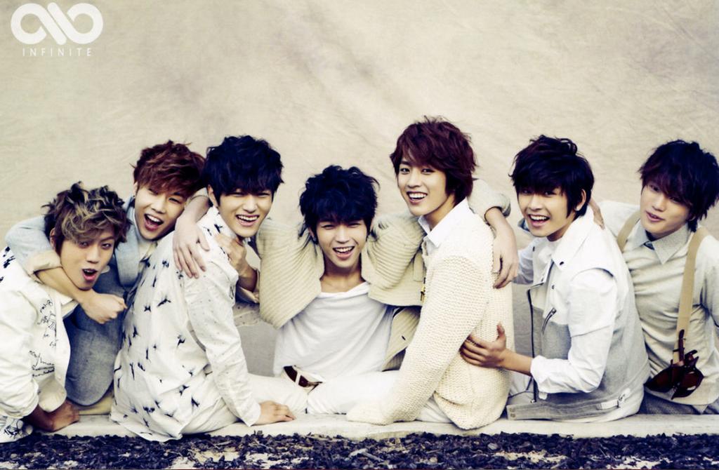We are INFINITE by NamWoo-Hyun