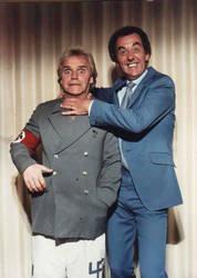 Freddie Star and Lennie