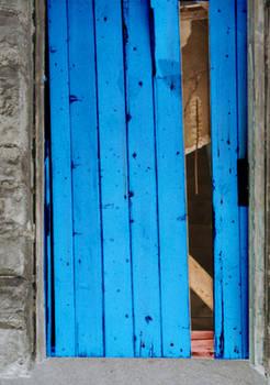 Door 1 Blue