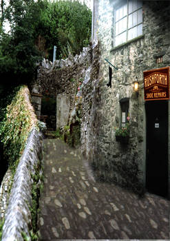 Rushforths alley