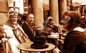 Bishops teaparty