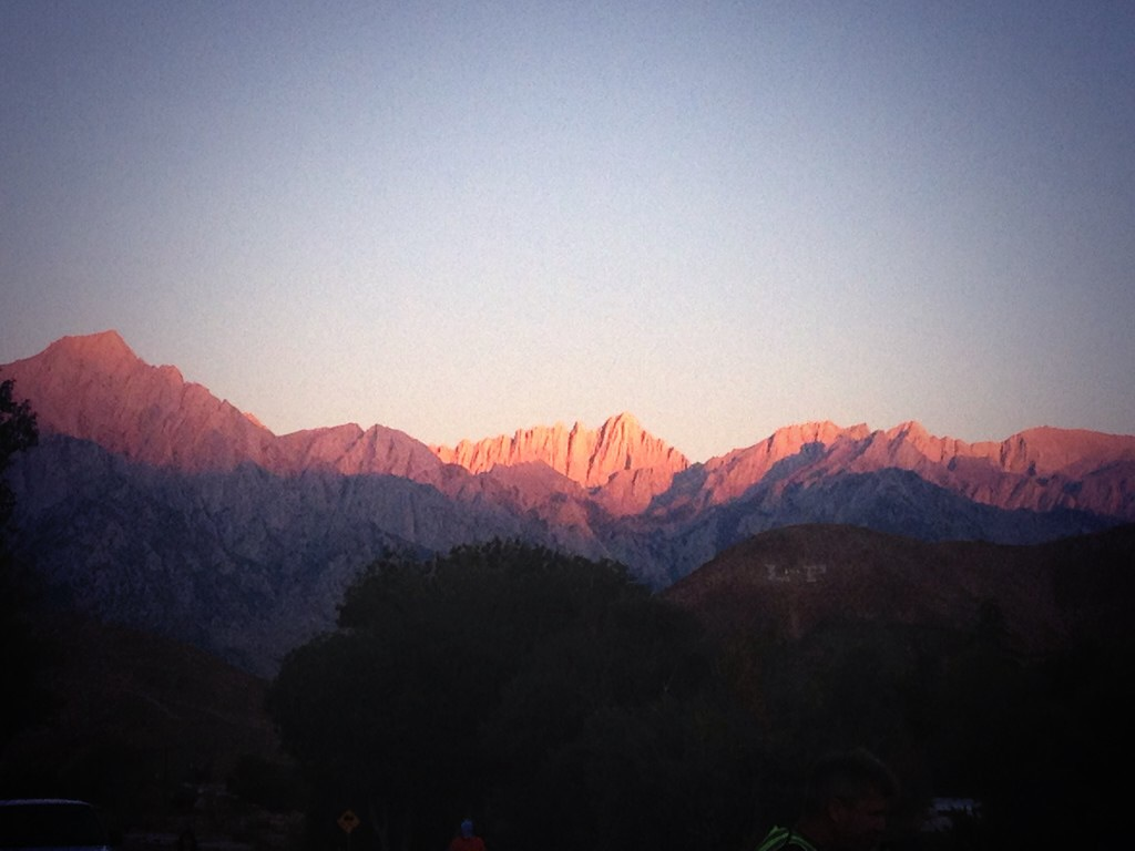 Mnt Whitney in the Morning by Love2B