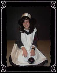 Piyoko cosplay by DulceElixir