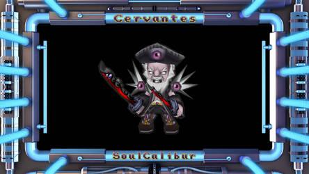 Getamped 2 Skin: Cervantes ( SoulCalibur )