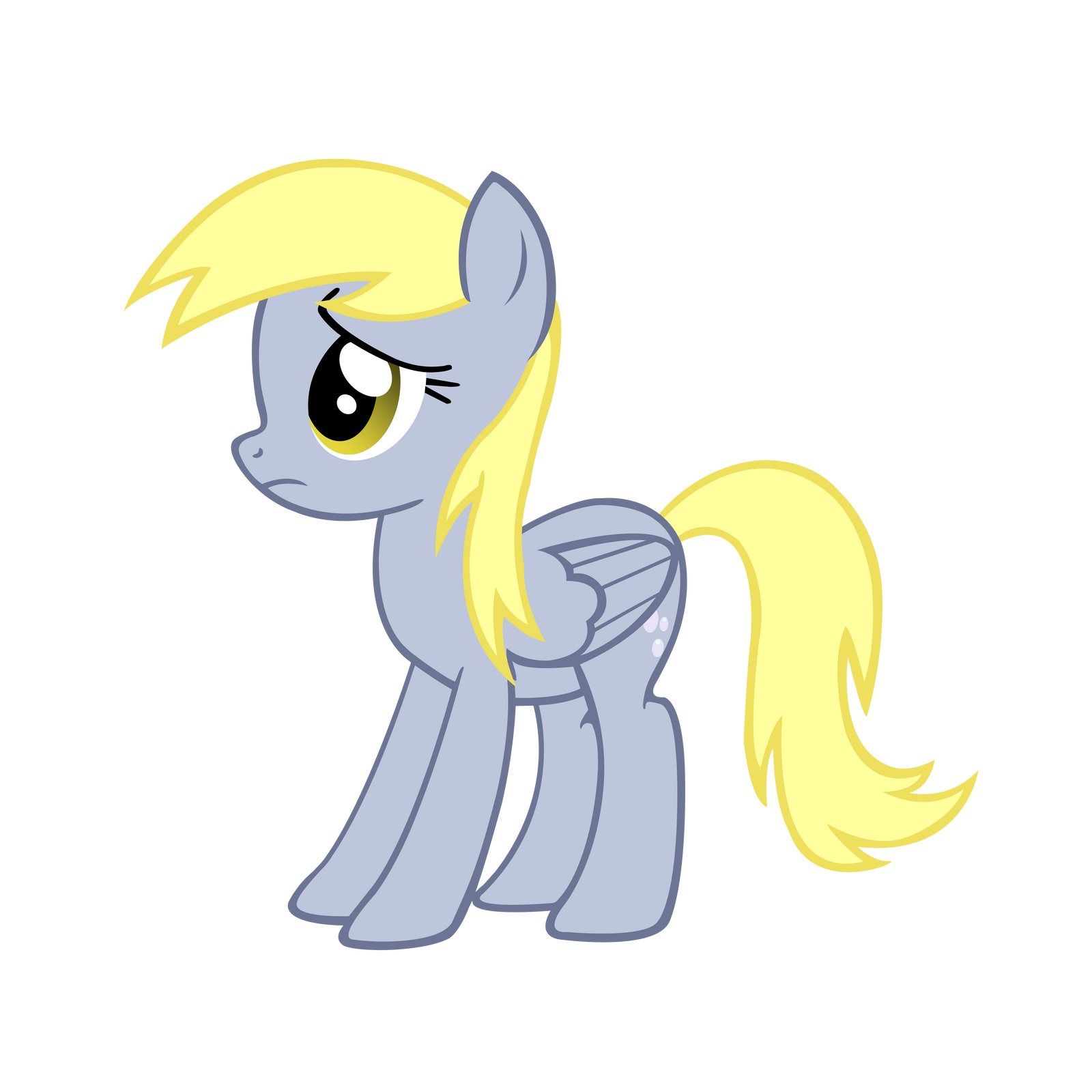 Derpy Hooves by lolke12 on DeviantArt