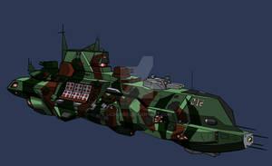Imperial Jaeger Class Star Destoryer