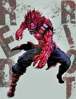 Red Riot by denzelberg