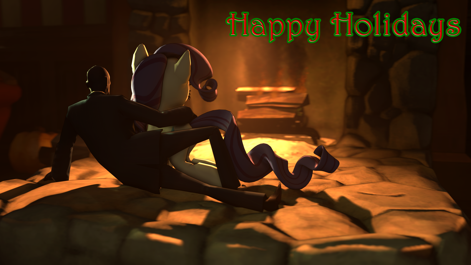 Happy Holiays 2012 by MovieMowDown