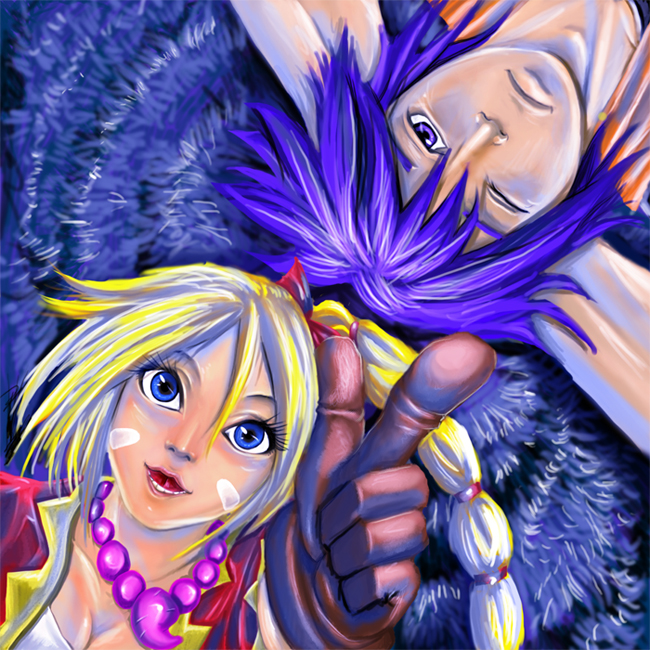 Chrono Cross by Lethus