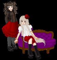 Lolita Twins by Yume-Inc