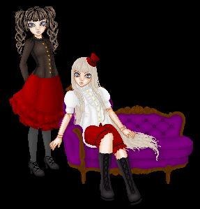 Lolita Twins