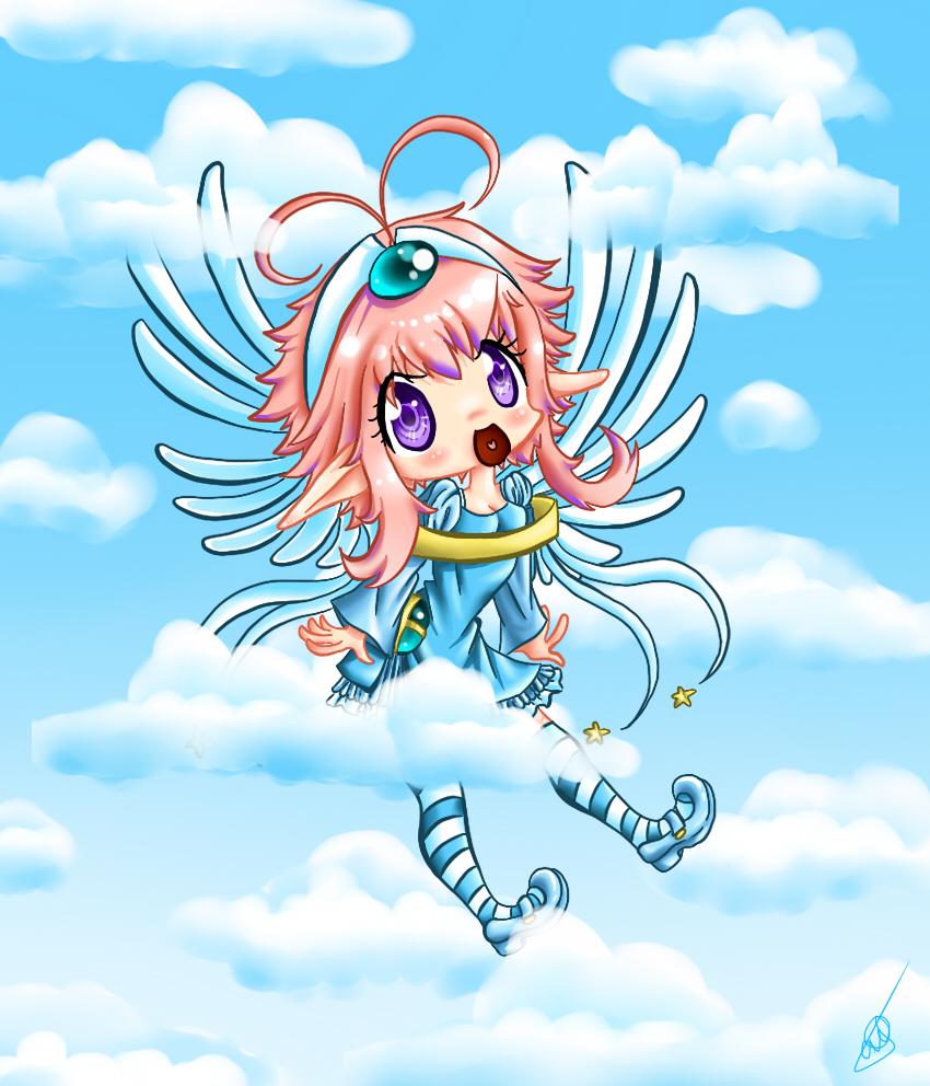 Aoi Senkou by animemanda