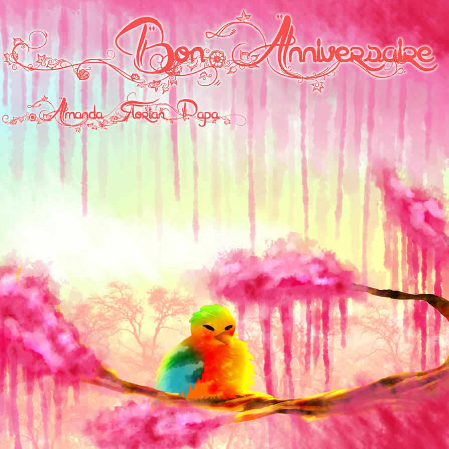 Bon Anniversaire, Mama! by animemanda