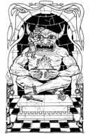 Demon Idol by zhu-bajiee