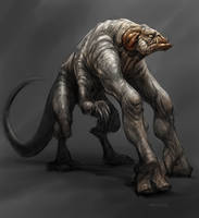 Creature concept 2 by PReilly