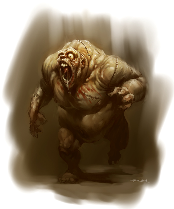 Chunk the Zombie