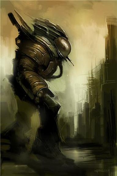 Apocalypse by PReilly