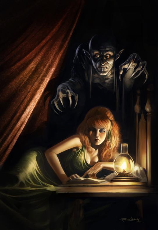 Vampyre by PReilly